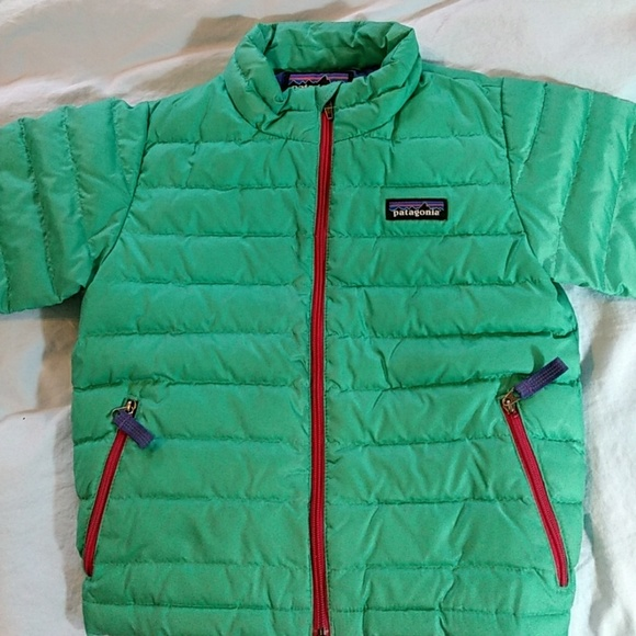 Patagonia Jackets Coats 3t Down Sweater Poshmark